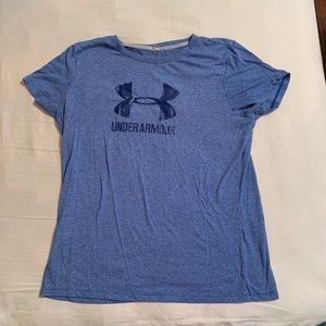 Under armour workout top